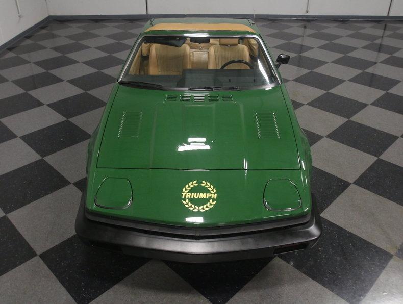 1980 Triumph TR7 #6