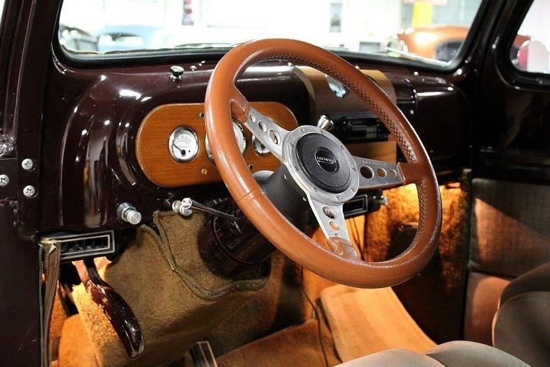 1948 Ford F1 Panel Van #19
