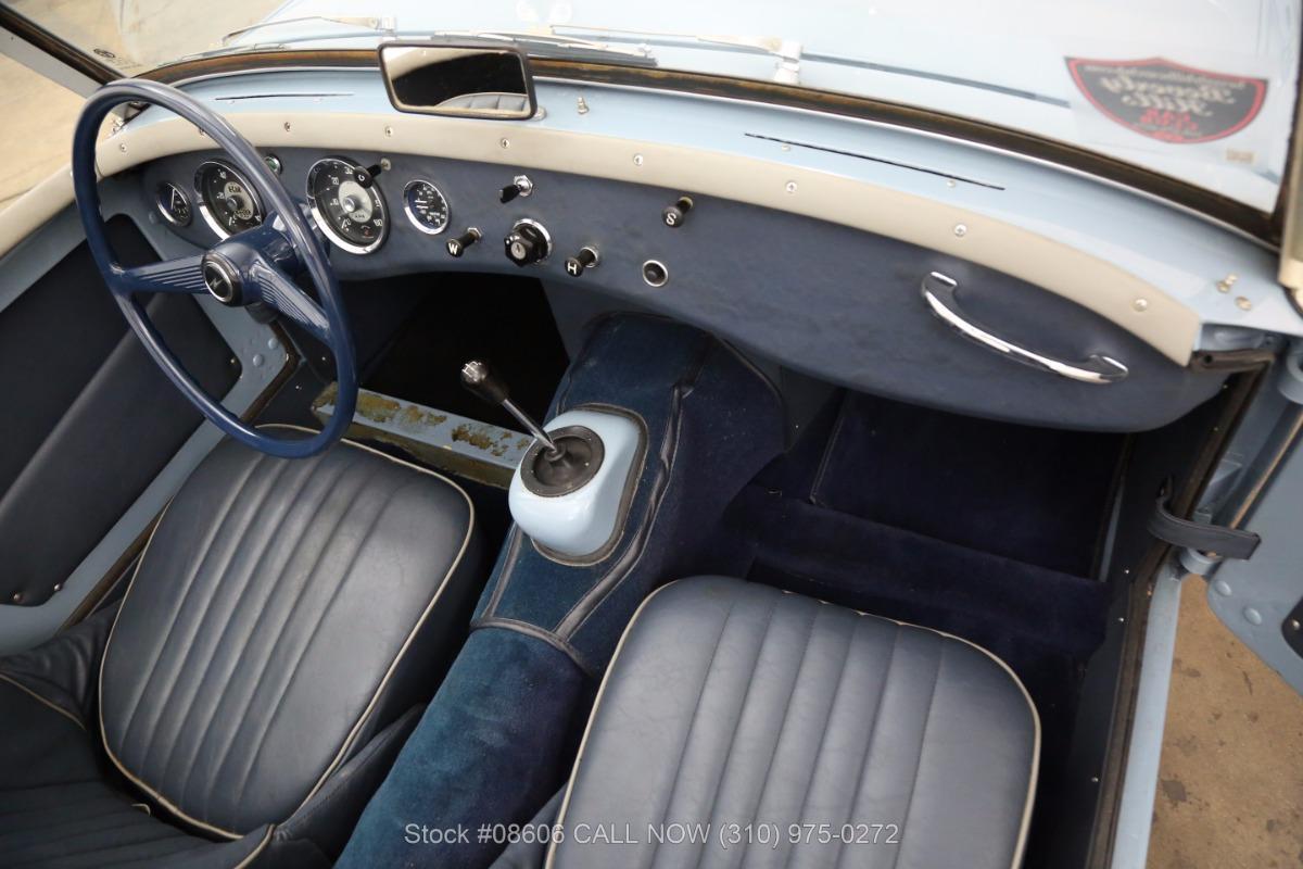 1961 Austin-Healey Bug Eye Sprite #38