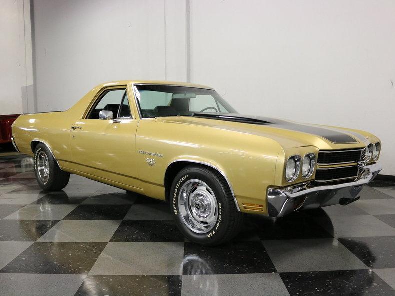 1970 Chevrolet El Camino #27