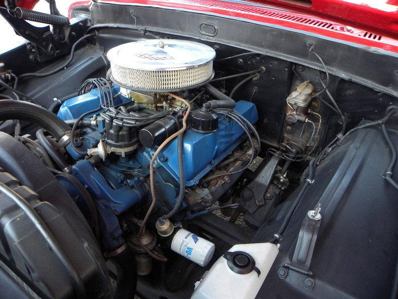 1969 Ford F100 Deluxe Styleside Pickup #50