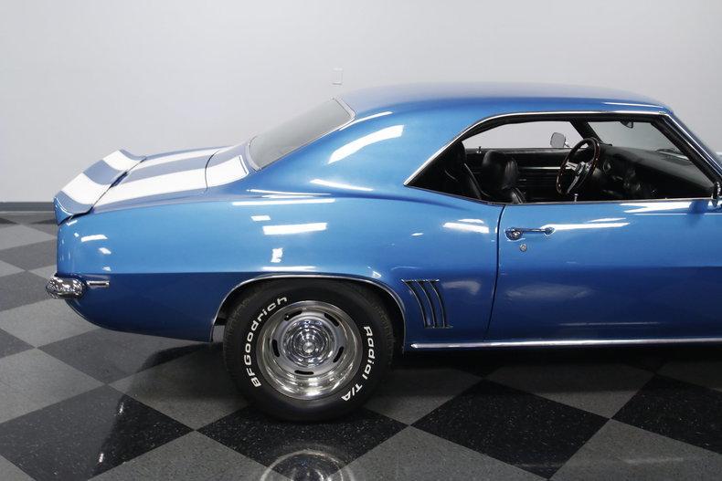 1969 Chevrolet Camaro #22