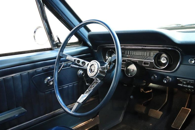 1965 Ford Mustang K-Code #47