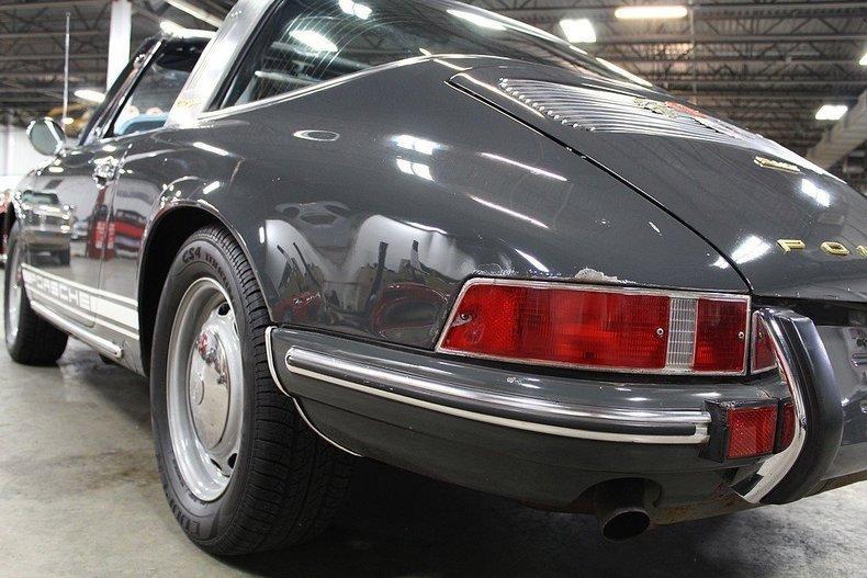 1969 Porsche 911 T #25