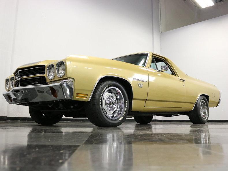 1970 Chevrolet El Camino #7