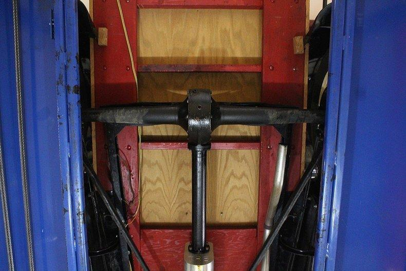 1931 Ford Model A Huckster #56