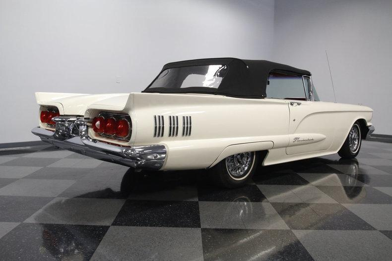 1960 Ford Thunderbird J-Code #20