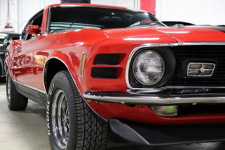 1970 Ford Mustang Mach 1 #18