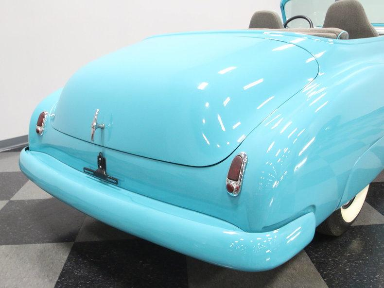 1949 Chevrolet Sedan Roadster #21