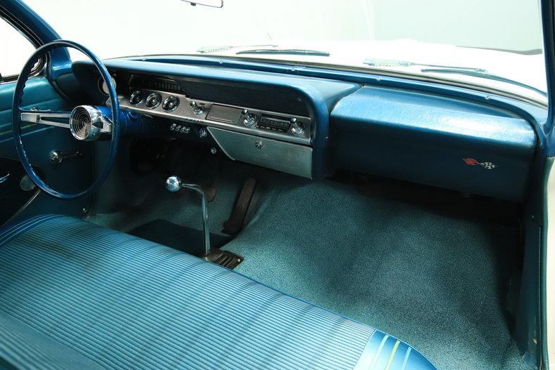 1961 Chevrolet Bel Air Bubble Top #46