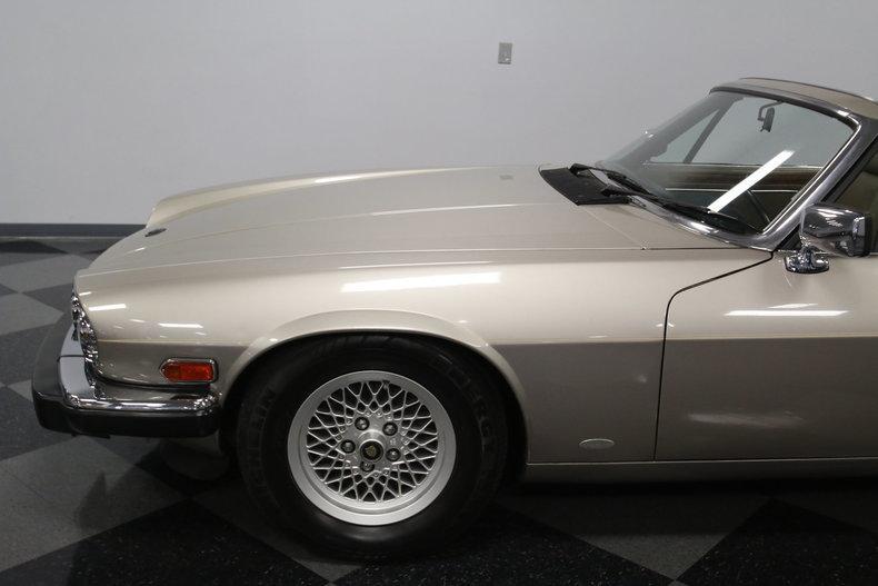 1988 Jaguar XJS V12 #10