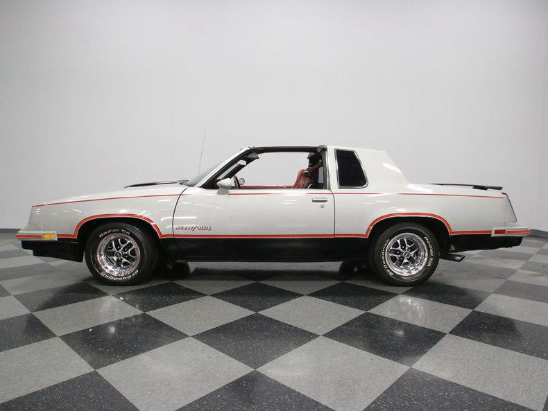 1984 Oldsmobile Cutlass Hurst/Olds #1