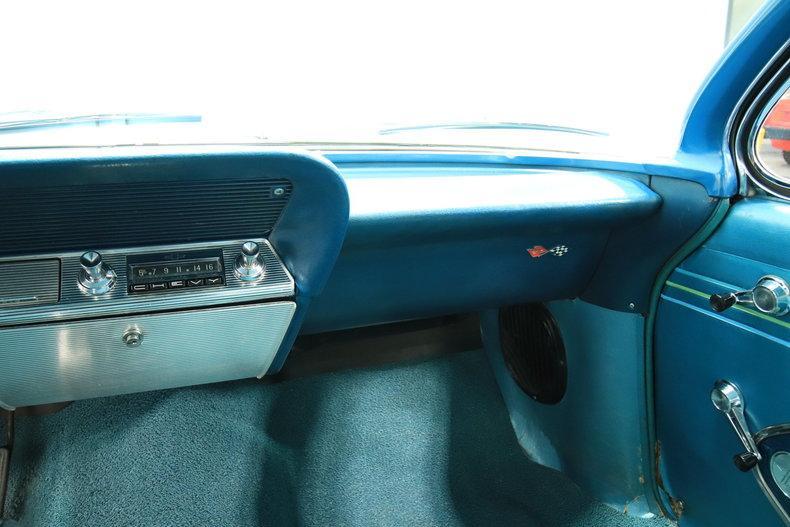 1961 Chevrolet Bel Air Bubble Top #40