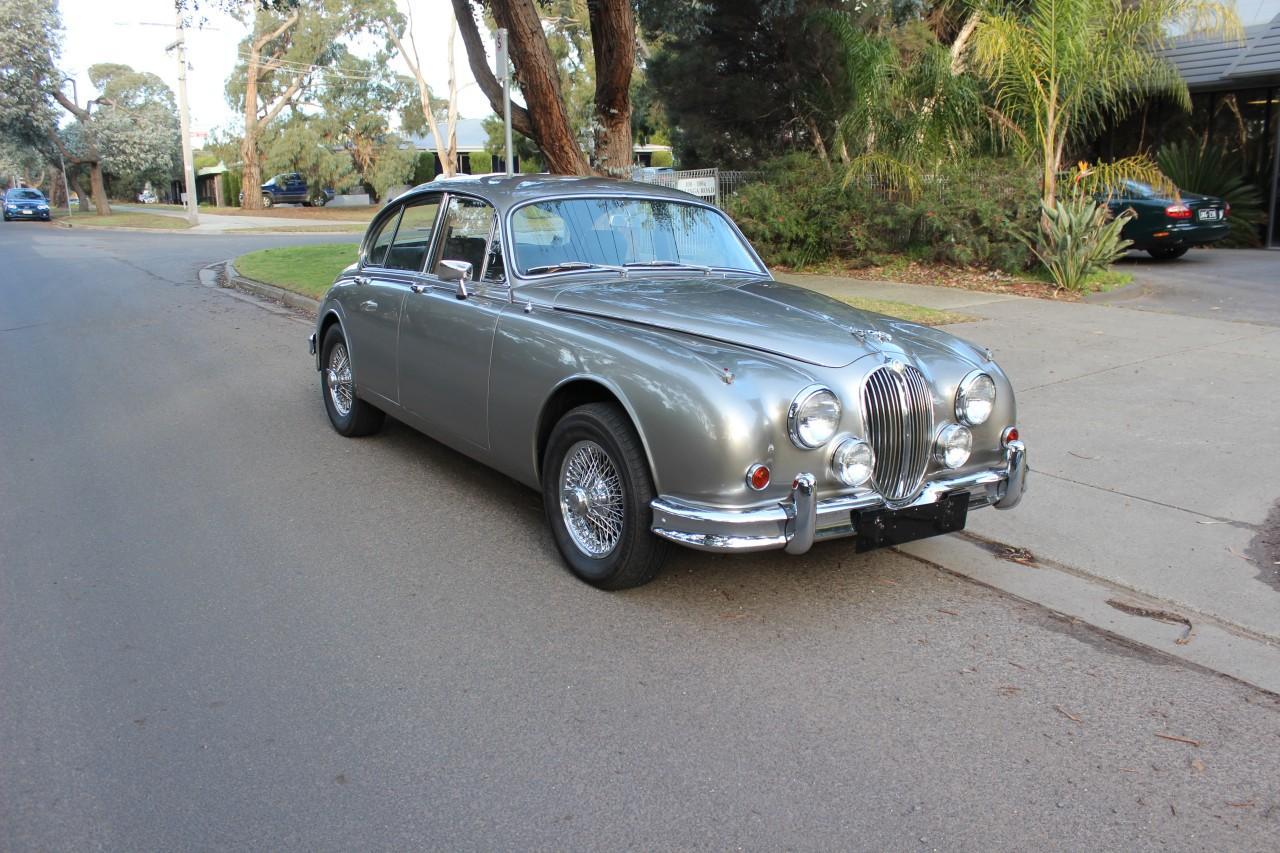 Jaguar 3.8 MKII #0