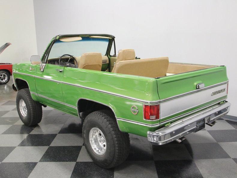 1975 Chevrolet Blazer K5 #22