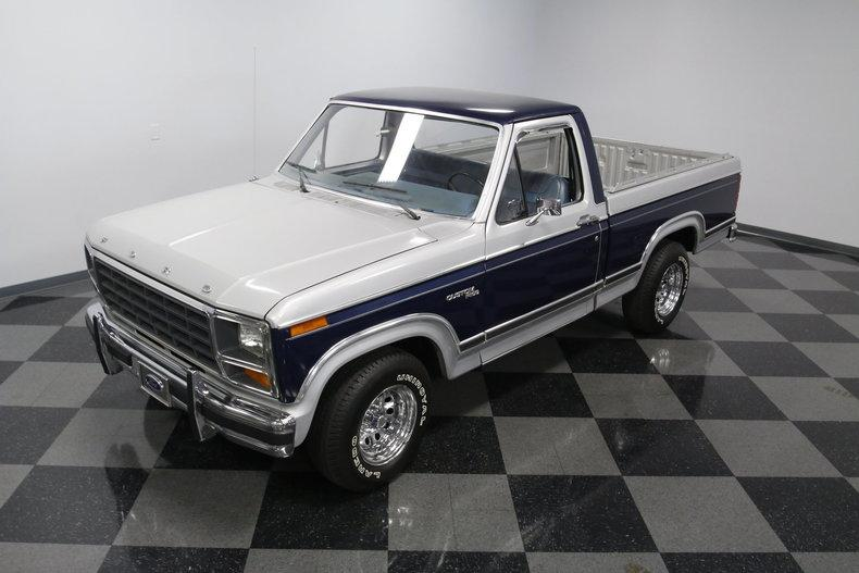 1981 Ford F-100 #6