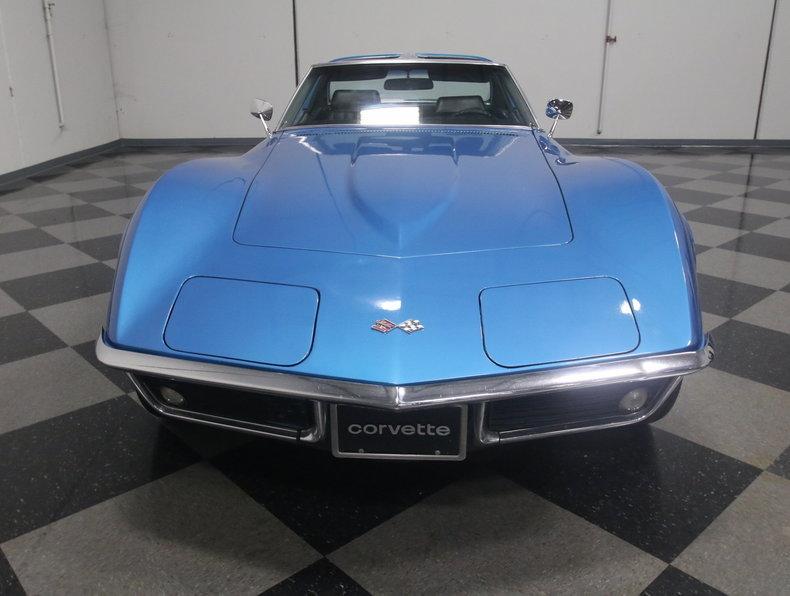 1969 Chevrolet Corvette #4
