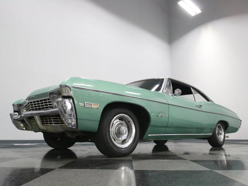 1968 Chevrolet Impala #8