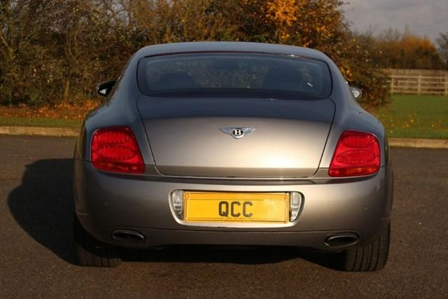 Bentley Continental GT MULLINER DRIVING SPEC #4
