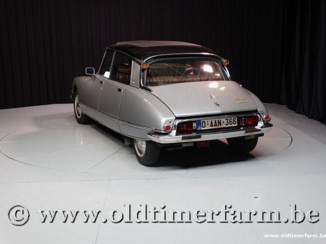 Citroën DS23 Injection Pallas Découvrable '73 #22