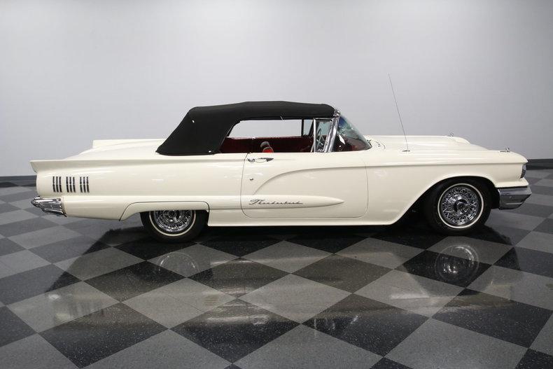 1960 Ford Thunderbird J-Code #23
