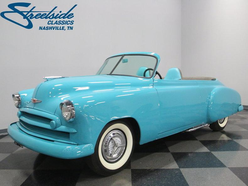 1949 Chevrolet Sedan Roadster #0