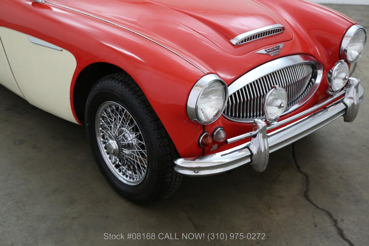 1963 Austin-Healey 3000 BJ7 #36
