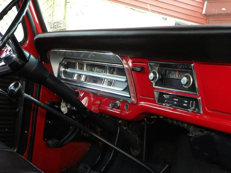 1969 Ford F100 Deluxe Styleside Pickup #42