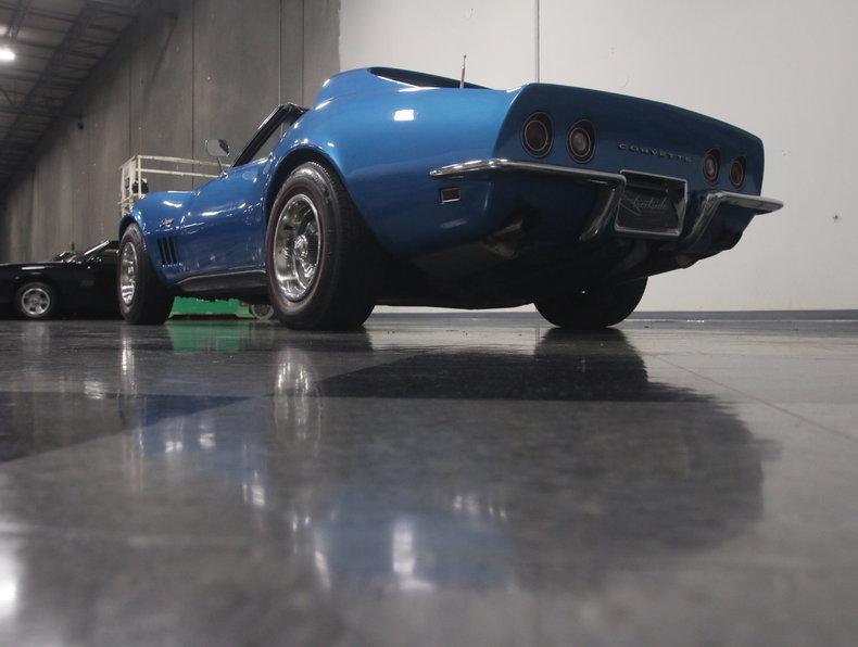 1969 Chevrolet Corvette #25