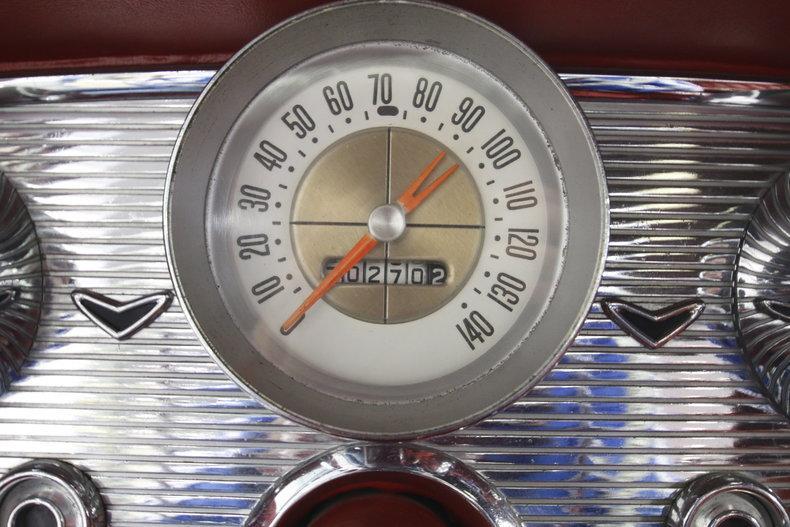 1960 Ford Thunderbird J-Code #38
