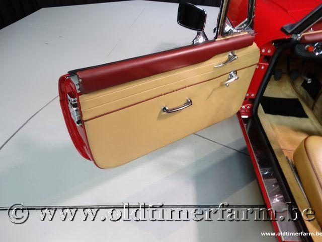 MG B Roadster Red '67 #143
