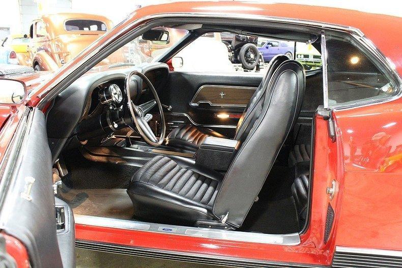 1970 Ford Mach 1 428 COBRA JET #17
