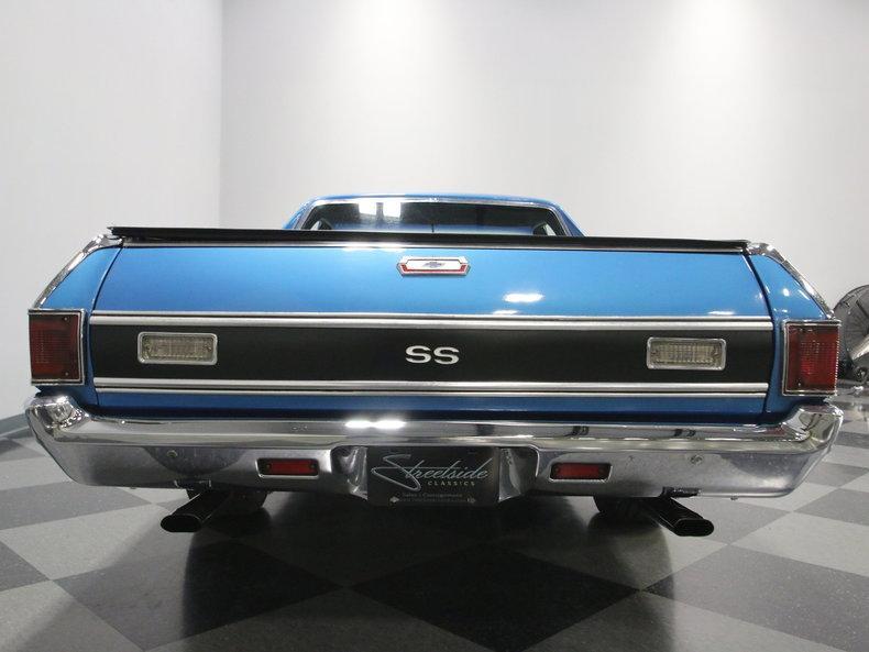 1970 Chevrolet El Camino #17