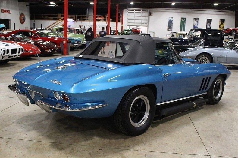 1965 Chevrolet Corvette #56