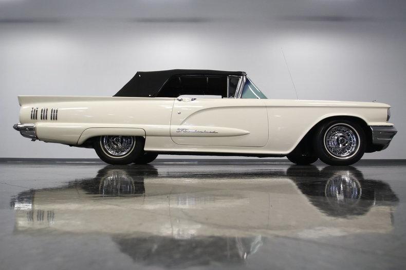 1960 Ford Thunderbird J-Code #24