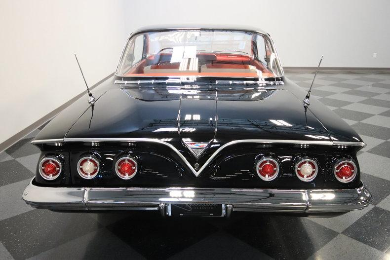 1961 Chevrolet Impala Bubbletop #16