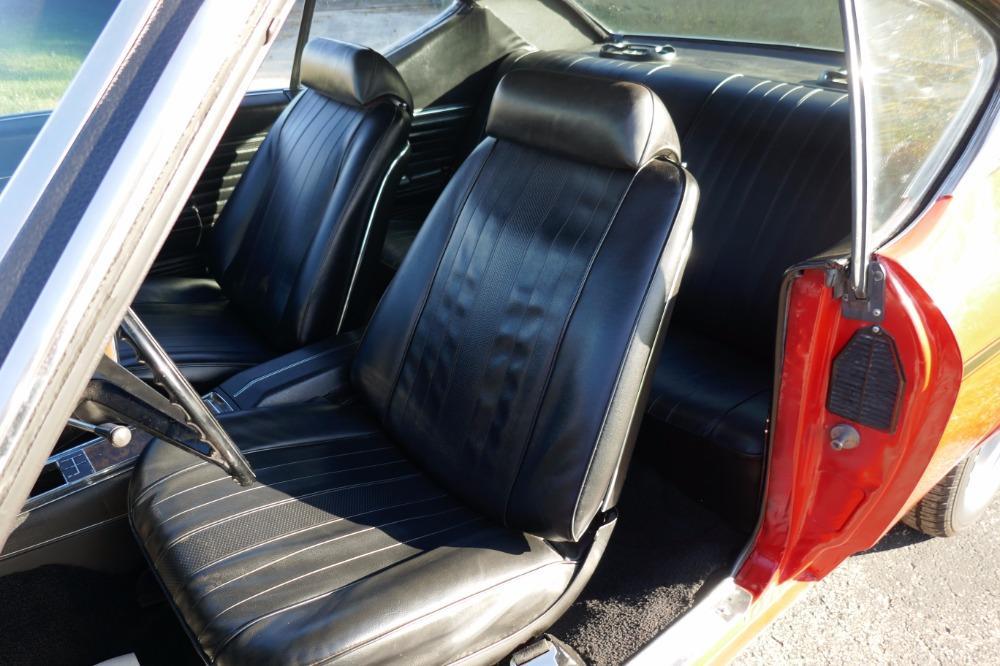 1969 Chevrolet Chevelle -SS396-HUGGER ORANGE-WITH 4 SPEED- Stock # 39669NSC for sale near Mundelein, IL | IL Chevrolet Dealer #17