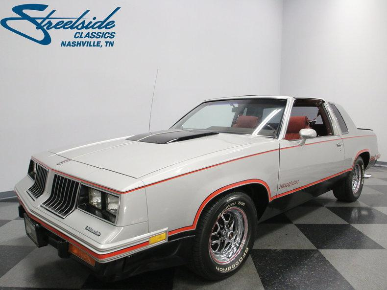 1984 Oldsmobile Cutlass Hurst/Olds #0