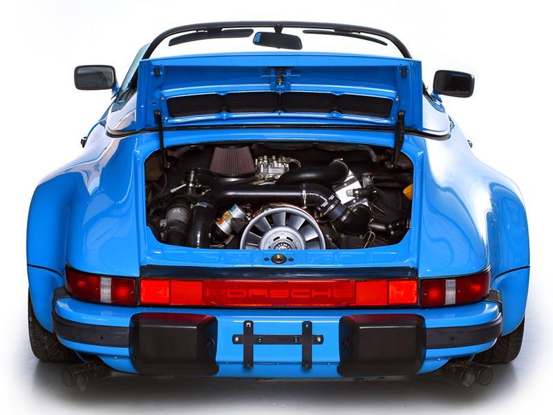 Porsche 930 3.3L Turbo Speedster 1988 #10
