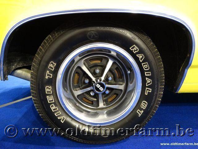 Chevrolet Chevelle Malibu SS396 '69 #37