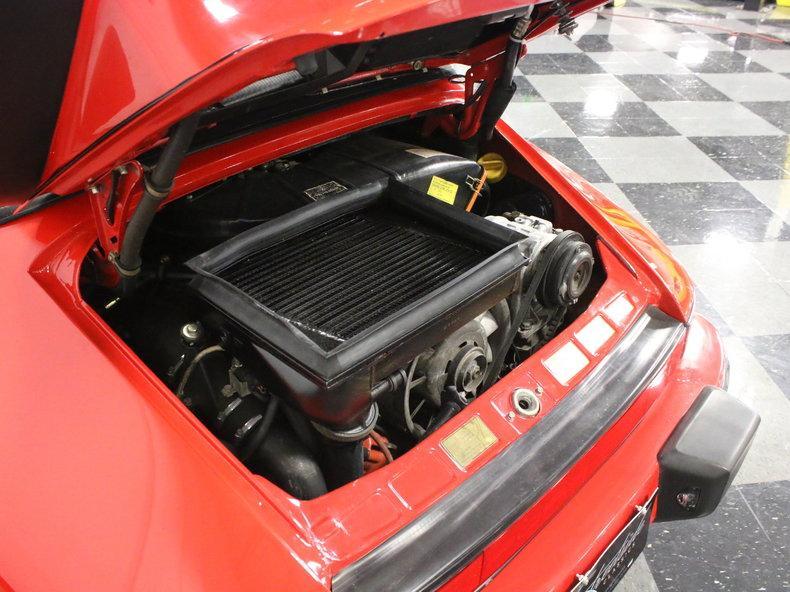 1988 Porsche 911 Turbo Cabriolet #30