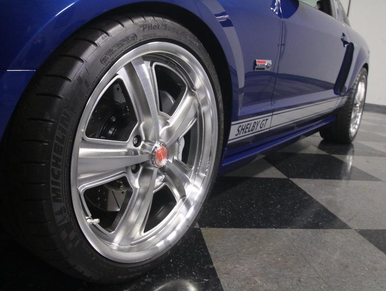 2008 Ford Mustang Shelby GT #9