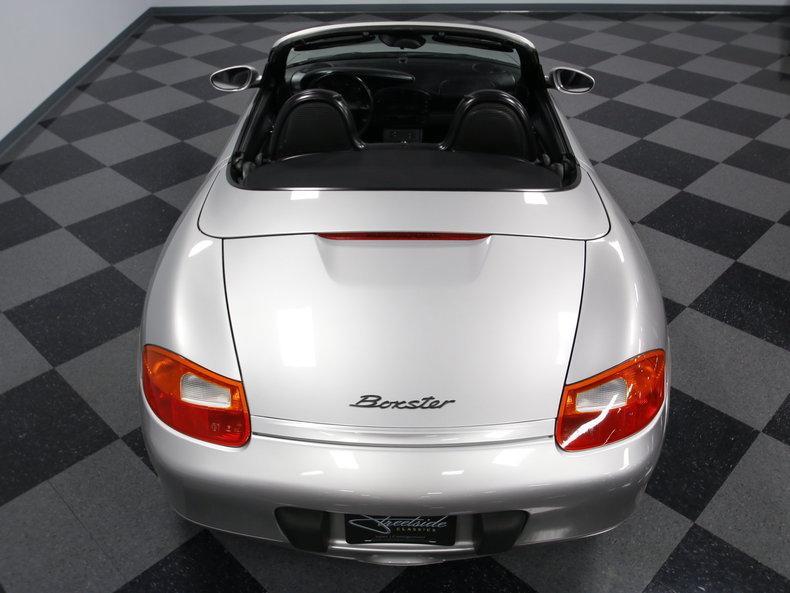 2002 Porsche Boxster #27
