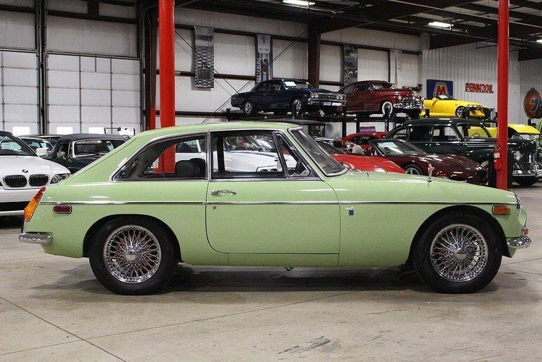 1970 MG MGB GT #5