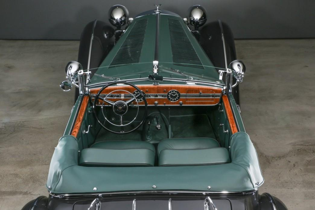 1938  Horch Horch 853 Spezialroadster #7