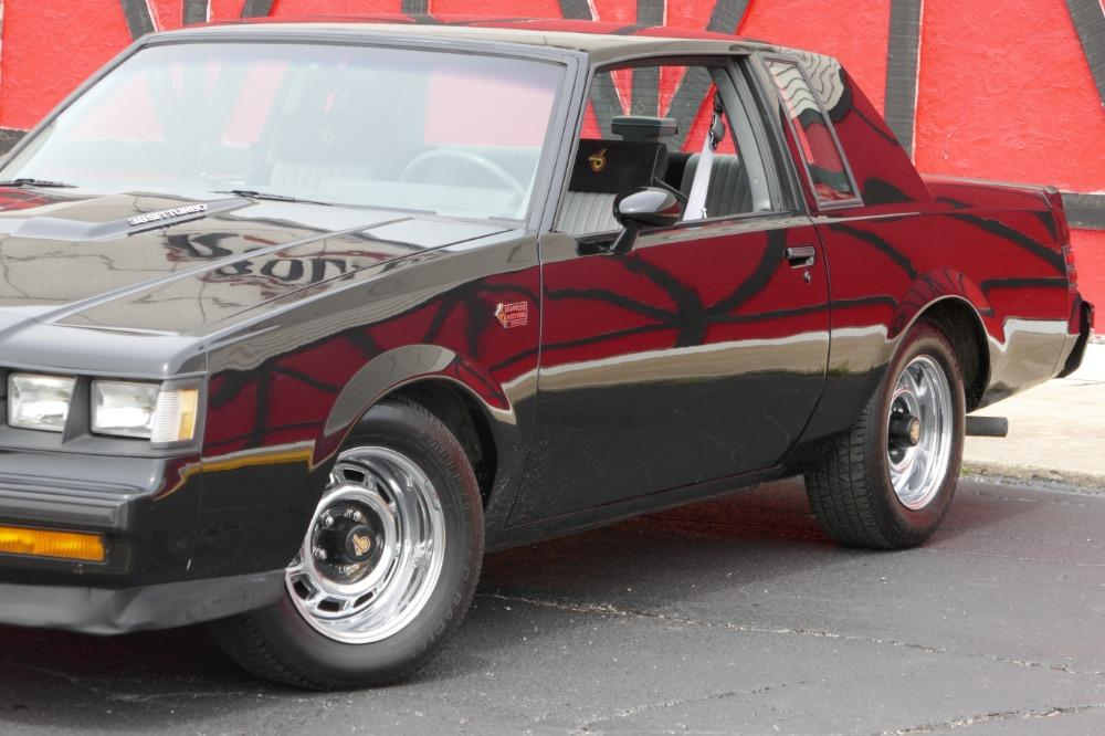 1986 Buick Grand National -PRICED TO SELL-ONE OWNER STOCK GN-LOW 34K MILES-CLEAN CARFAX-SEE VIDEO Stock # 52343SG for sale near Mundelein, IL | IL Buick Dealer #2