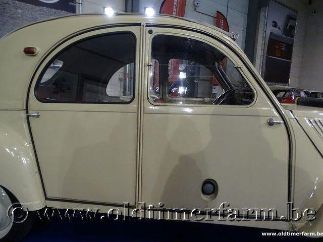 Citroën 2CV 4x4 Sahara '62 #49