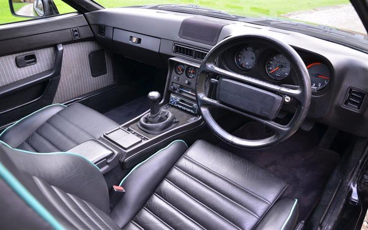 Porsche 924 S Le Mans #2