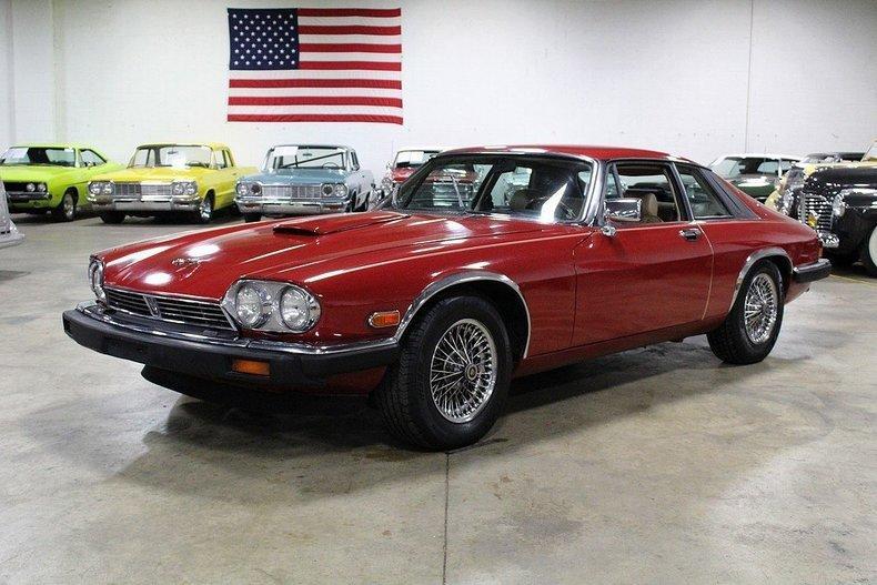 1986 Jaguar XJS #0