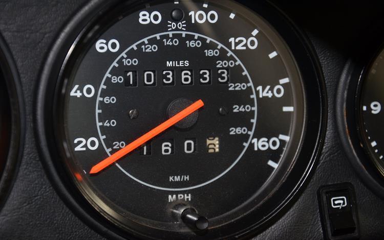 Porsche 911 3.2 Supersport #1